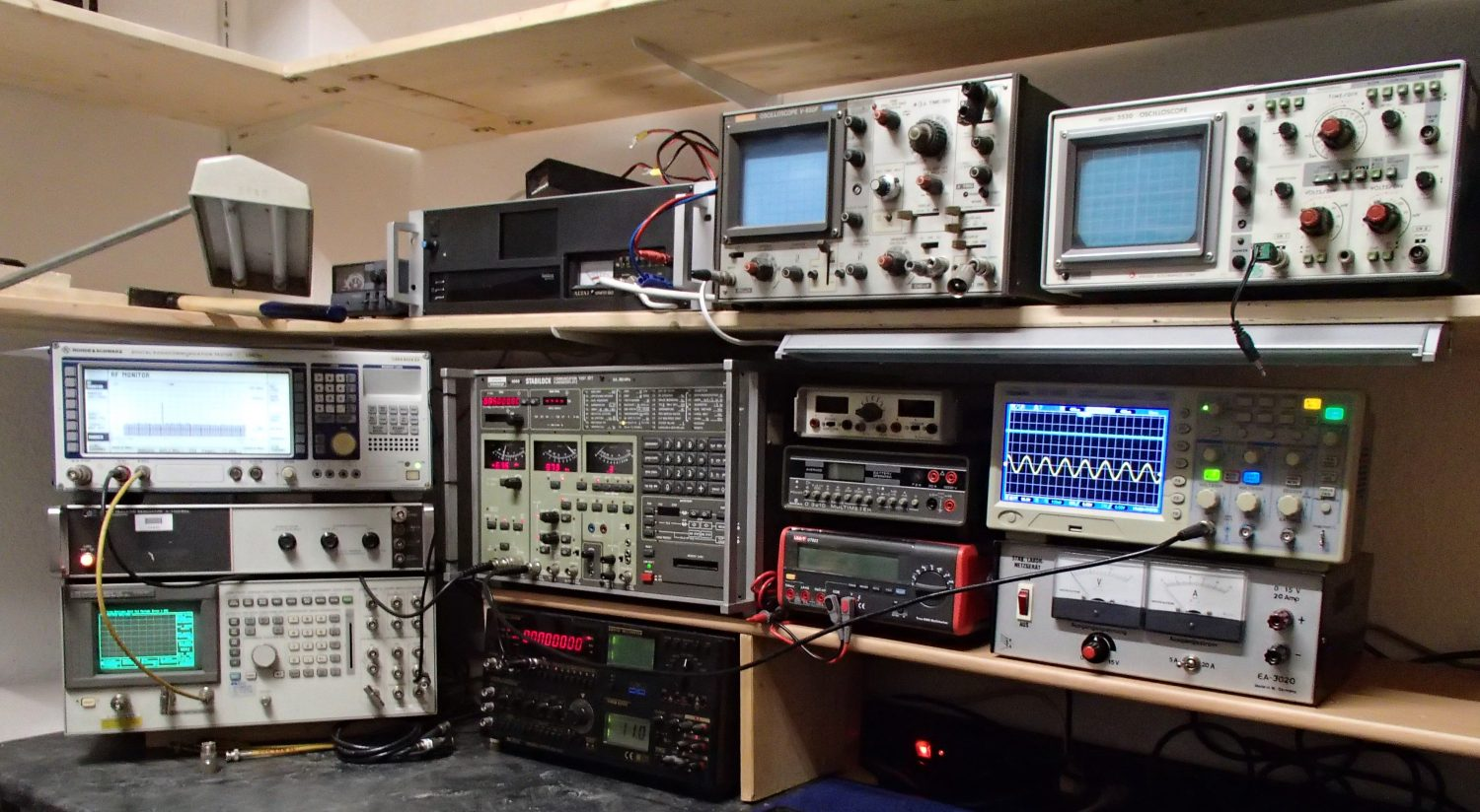 DB1EF Hamradio Station